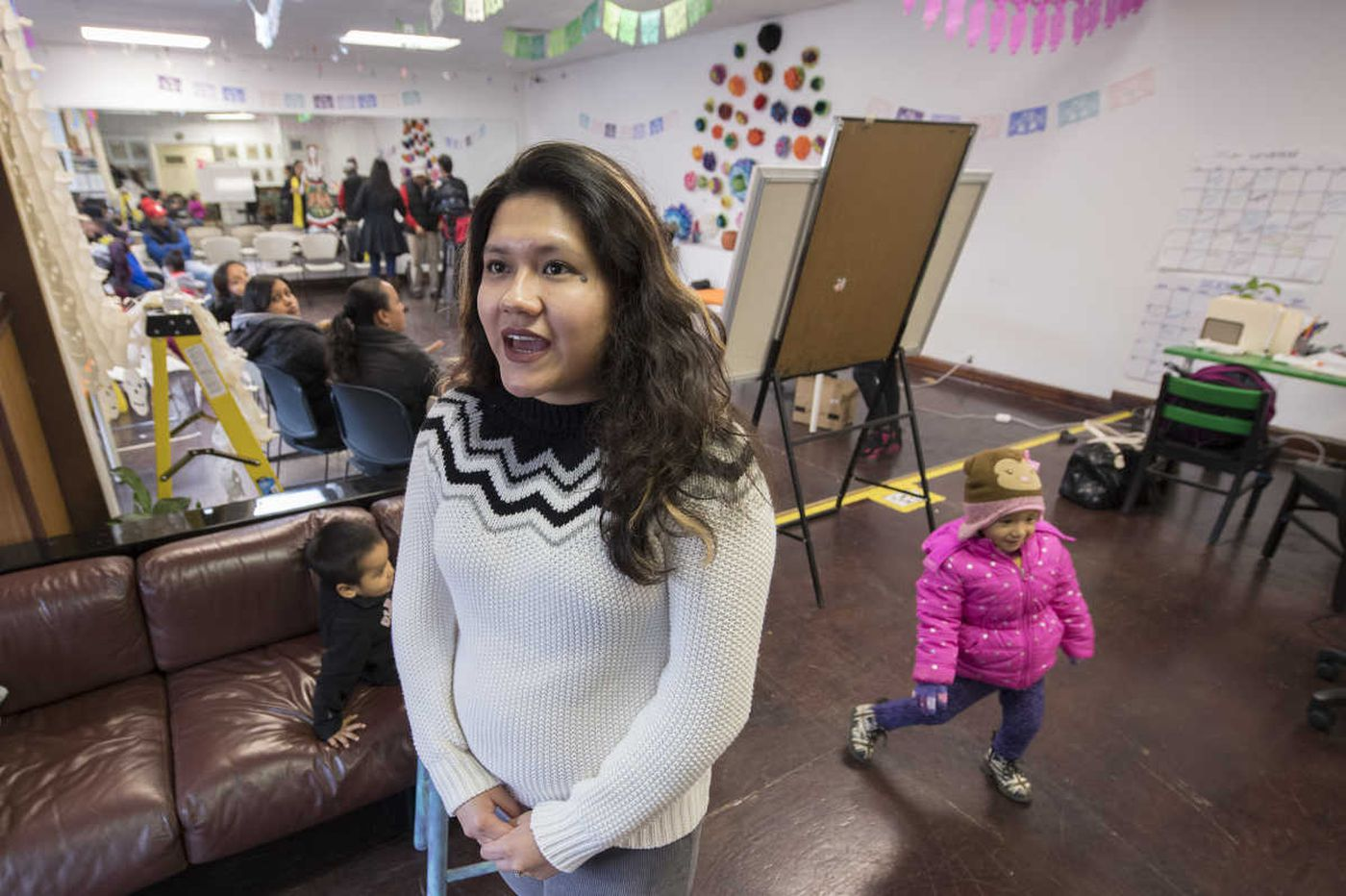 Fear and loathing sweep immigrant communities in wake of Trump win