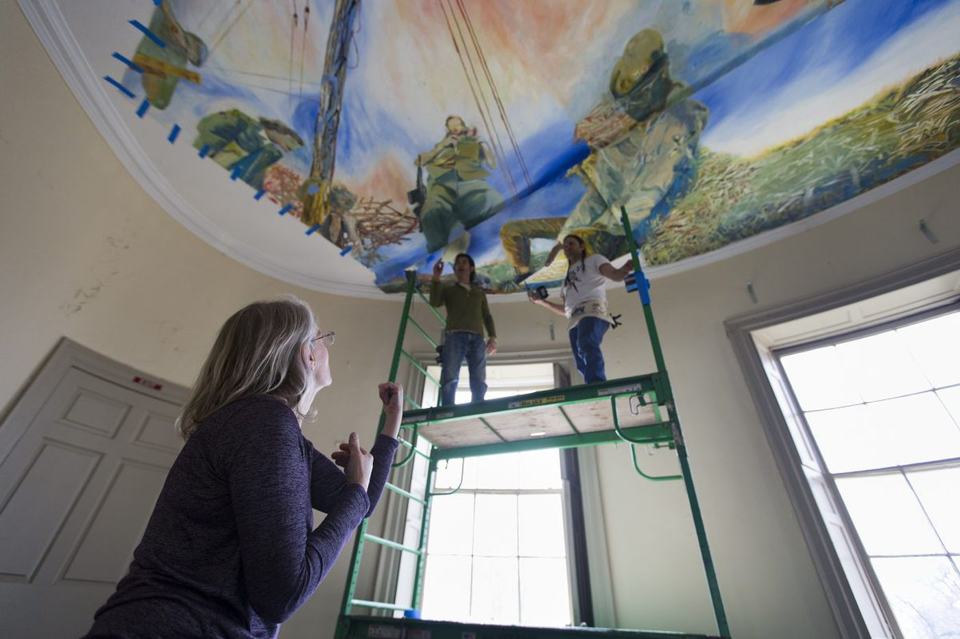 'Antipodes' at Lemon Hill shows a way forward: Philly's mansions don't need to be musty antiques