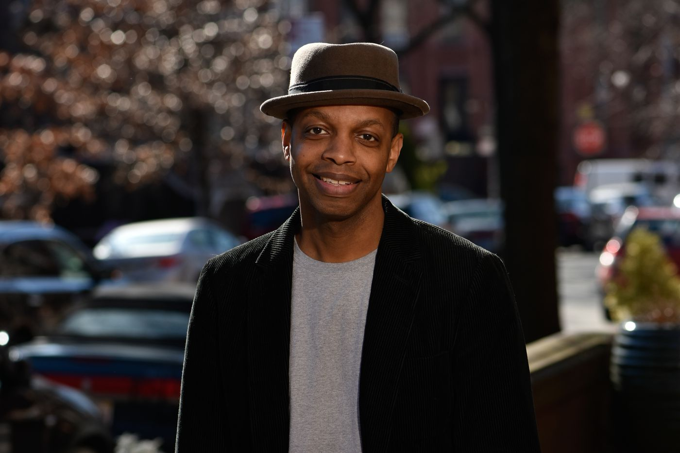 Robert Jones Jr. on his debut novel, 'The Prophets,' a love story between two enslaved men