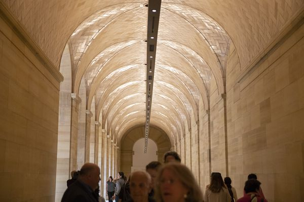 Philadelphia Museum of Art opens its jaw-dropping new entrance — the old vaulted walkway, closed for decades