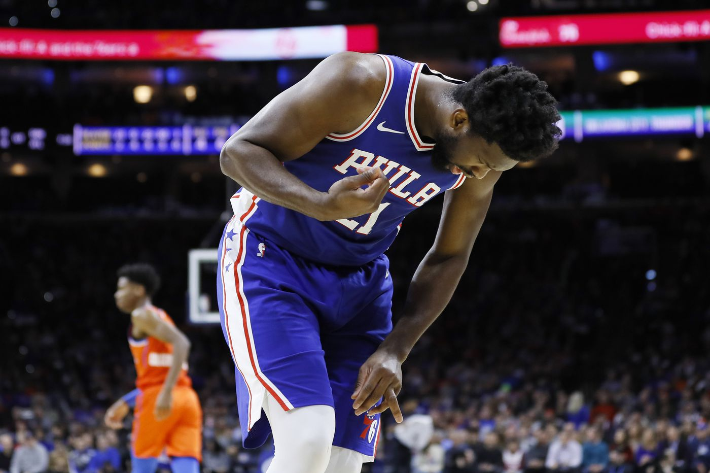 What Joel Embiid's hand surgery could mean for his future with the Sixers