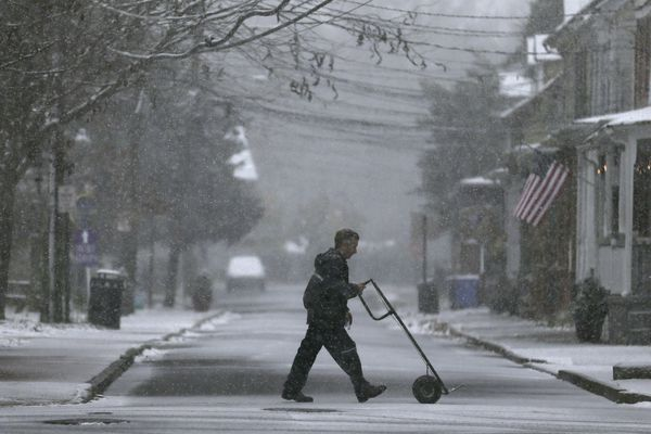 Wintry-mix threat fades in immediate Philly area, but icing possible north and west of city