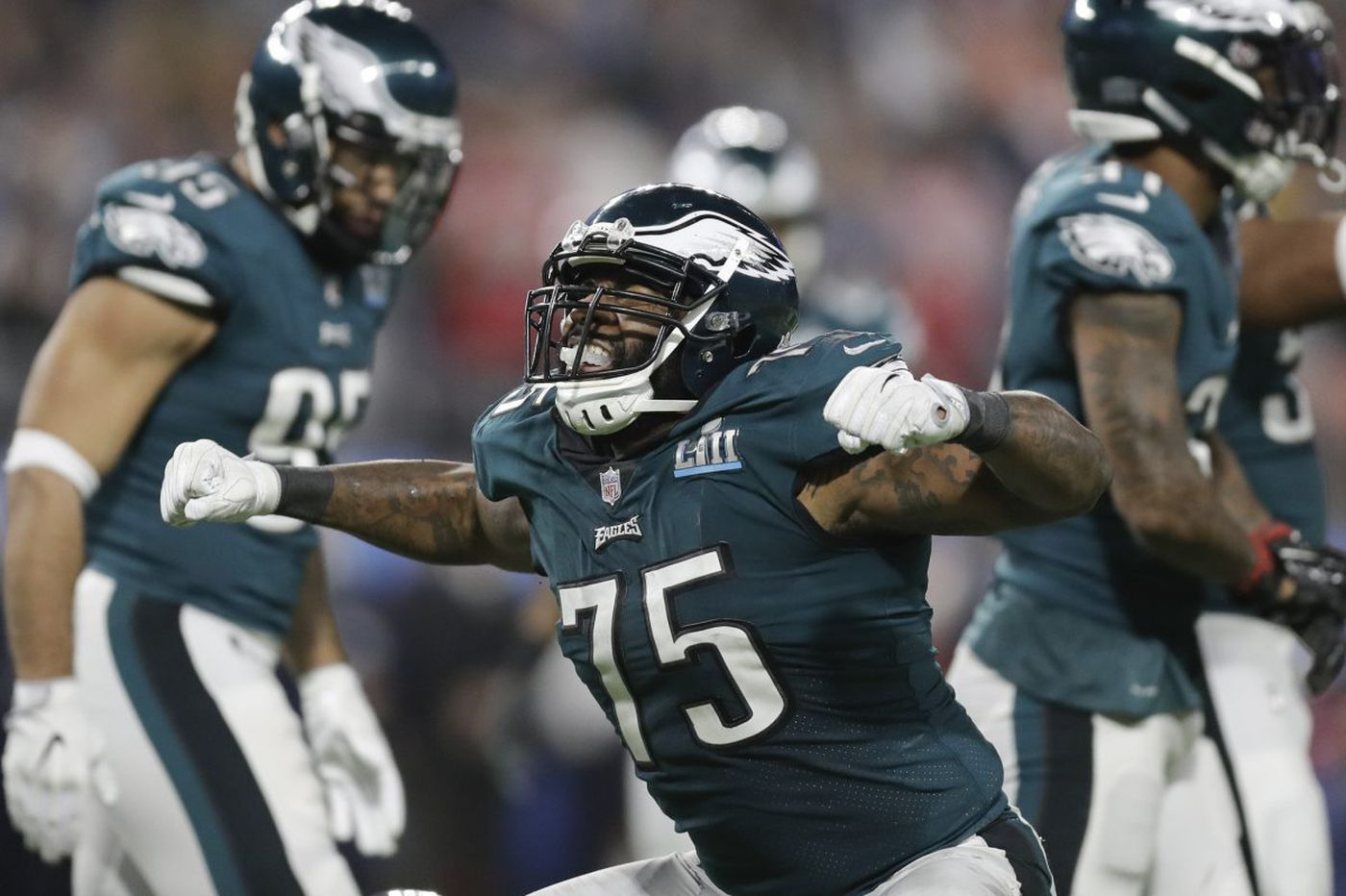 Eagles released defensive end Vinny Curry, saving $5 million from salary cap