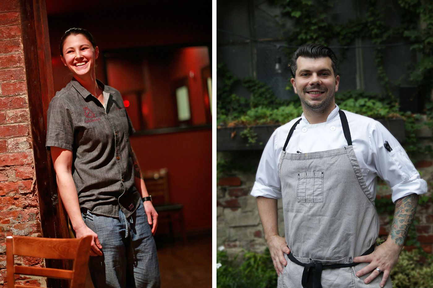 Two Philly chefs on 'Top Chef' next season