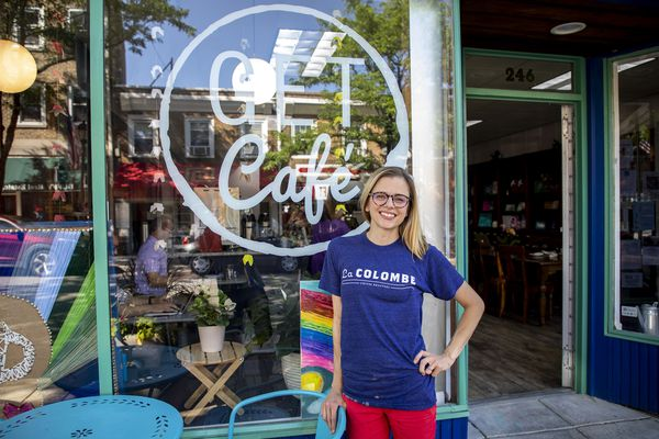 Narberth cafe inspires by employing, giving back to people with disabilities