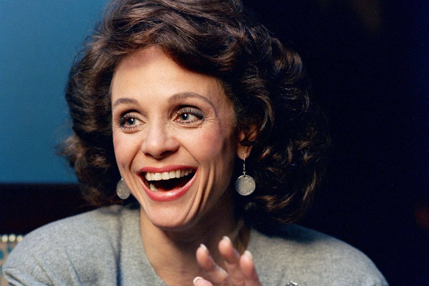 Valerie Harper, TV's Rhoda, has died at 80