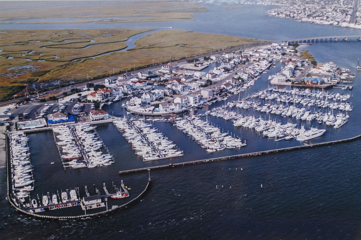 Seaview Harbor cannot become part of Longport, judge rules