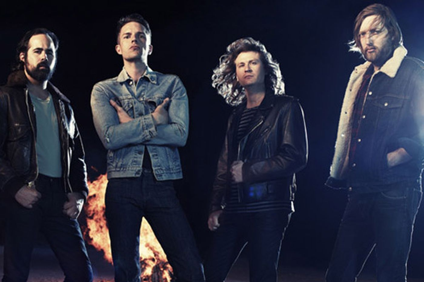 The Killers play it straight, with verve
