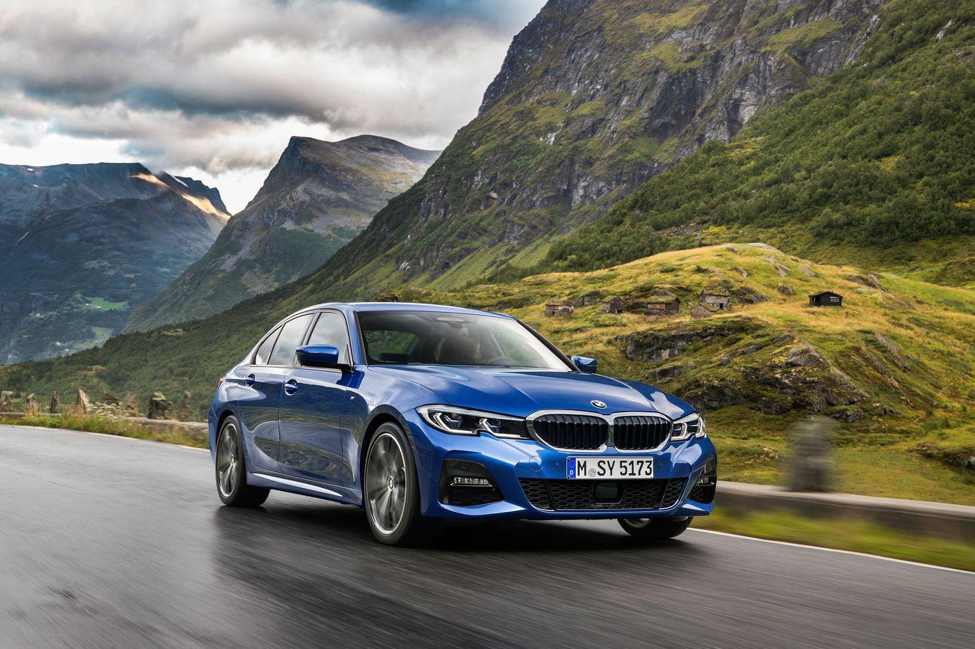 BMW takes 2020 3 Series sedan to the Mth extreme