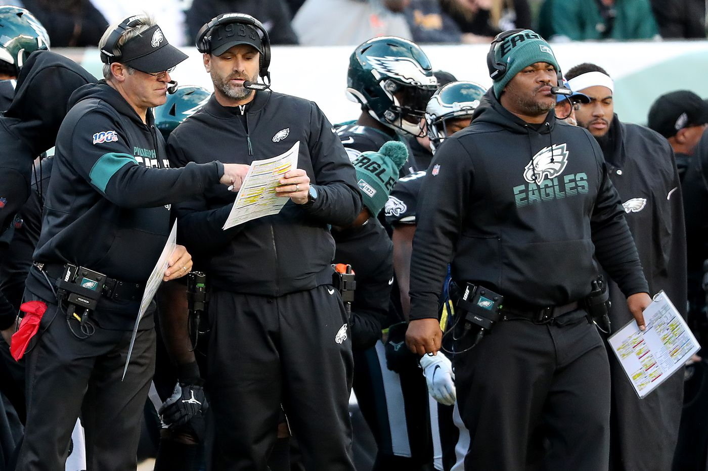 The Eagles aren't the NFL's hot, new thing anymore. That matters, and it hurts. | Mike Sielski