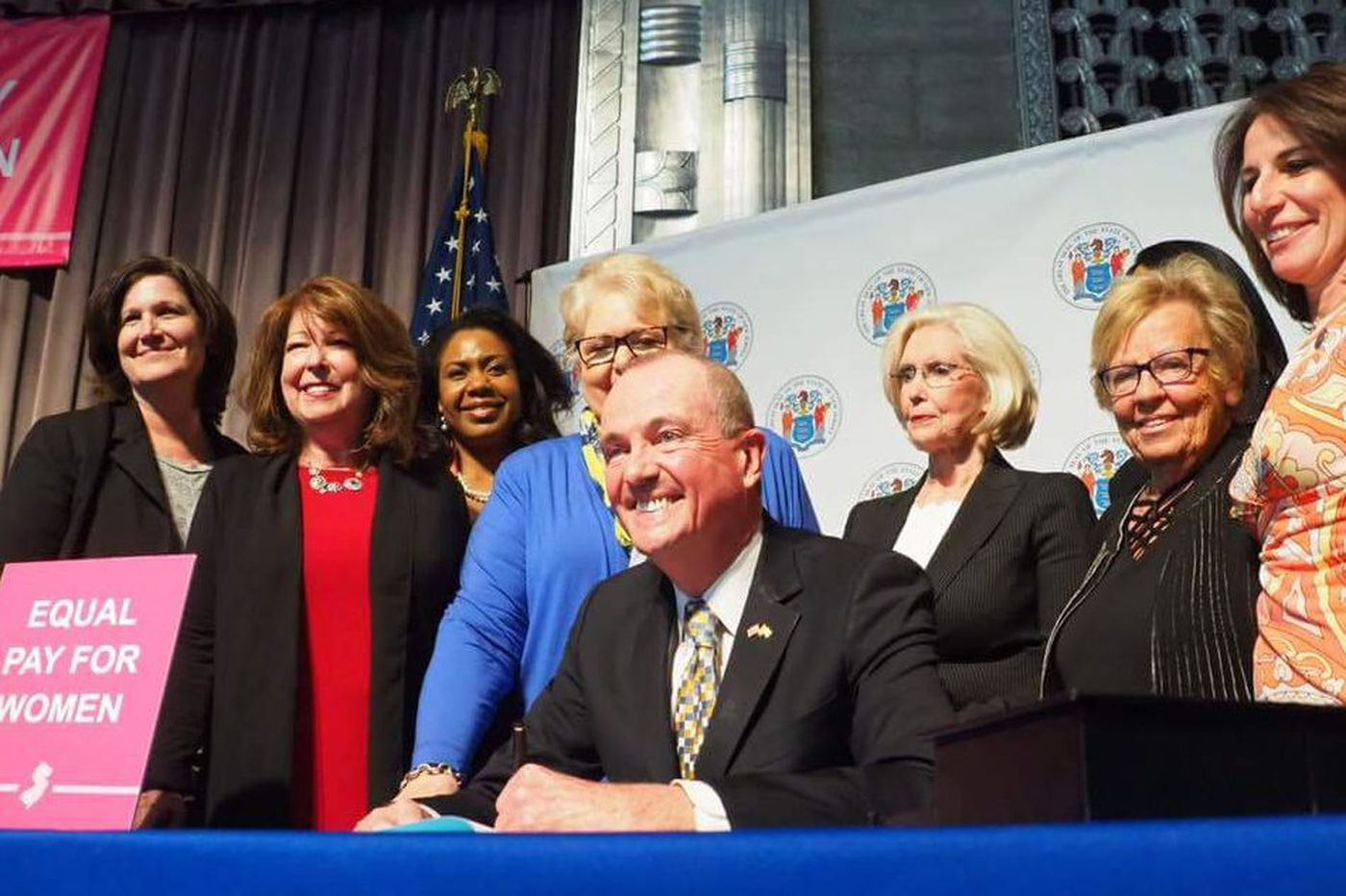Working women, rejoice: New Jersey now has the strongest equal-pay law in America | Opinion
