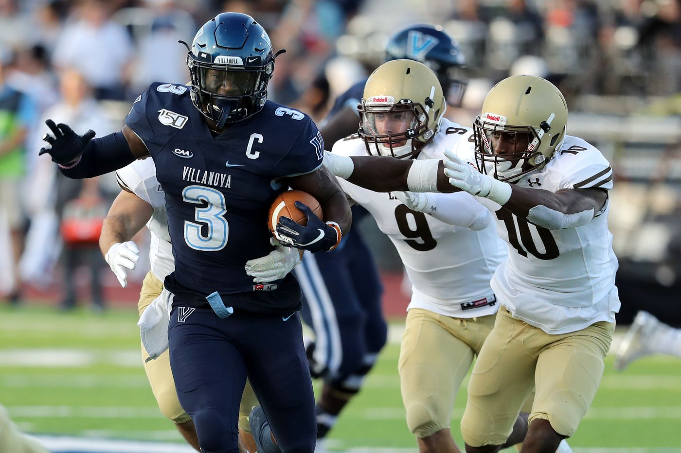 Villanova loses running back Justin Covington for the season with torn ACL