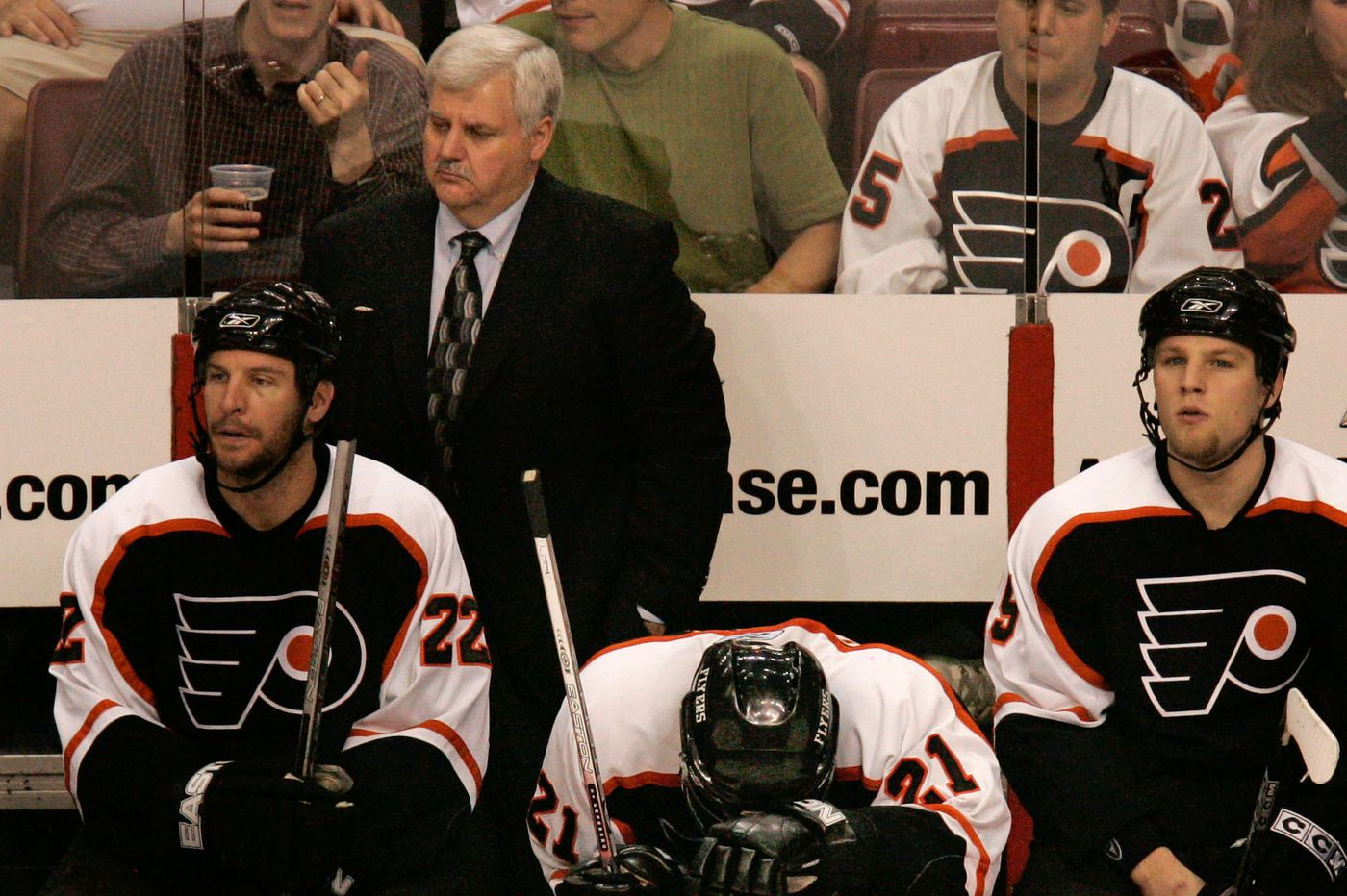 As another Flyers coaching change looms, former coach Ken Hitchcock weighs in | Q and A