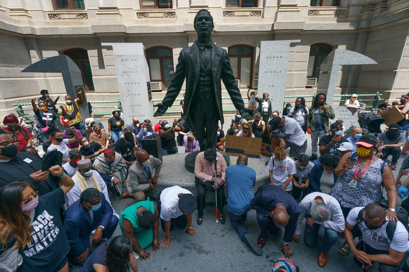 We finally removed a racist statue in Philly. What comes next for our public art? | Opinion
