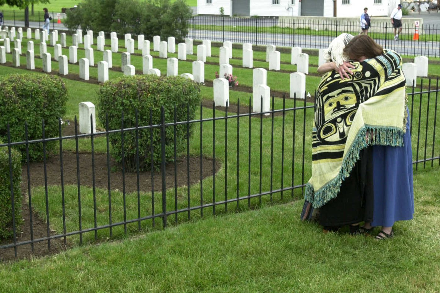 At Carlisle Indian school cemetery, a battle over a lost Alaskan child