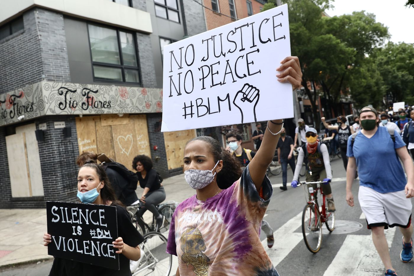 Black Lives Matter brings a reckoning on race to Philly restaurants