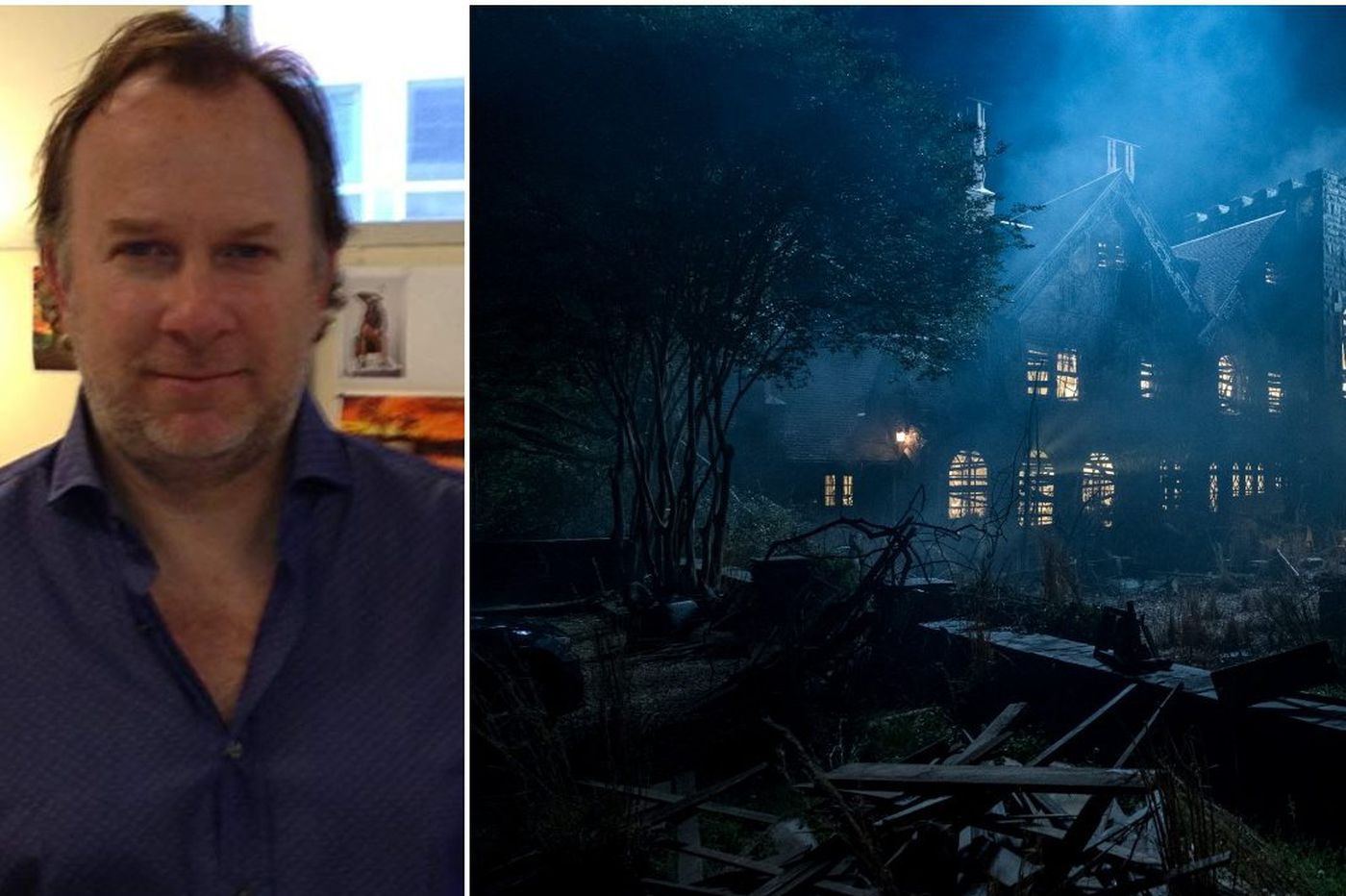 The Haunting Of Hill House How A Producer From Philly Helped Build Netflix S Scary Family Drama