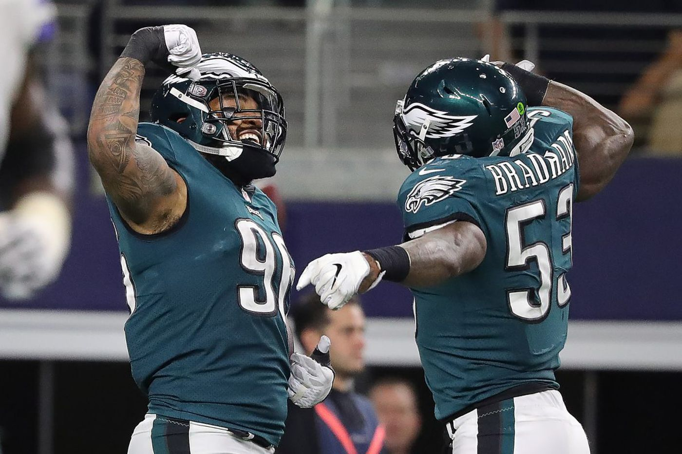 Eagles can clinch NFC East tonight   Early Birds
