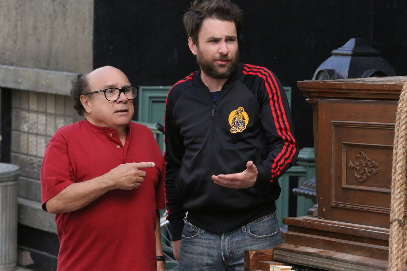 Charlie Day 'would not want to' do 'It's Always Sunny' without Glenn Howerton