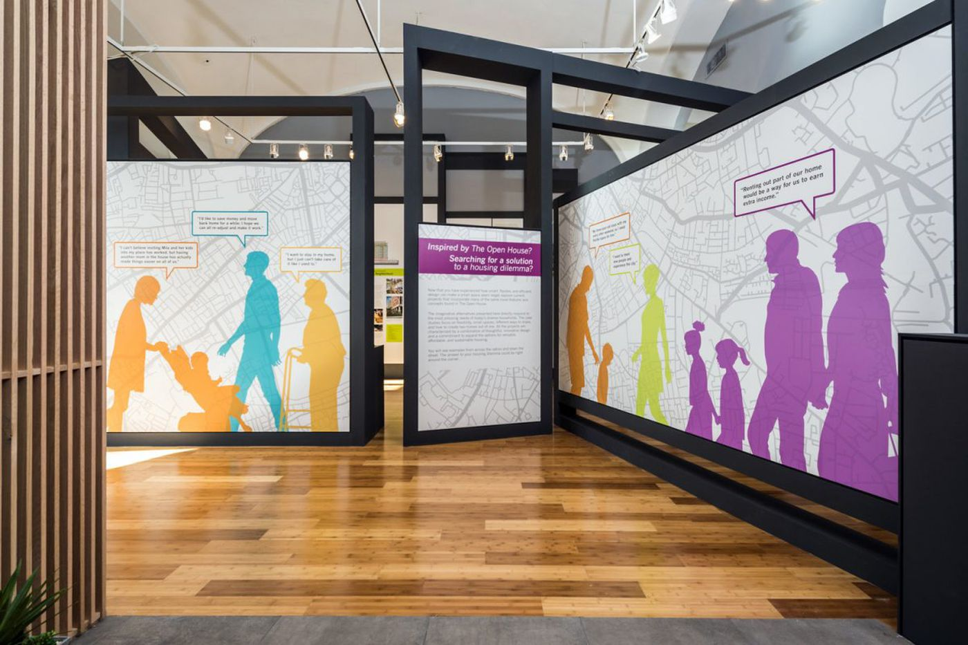 'Making Room for America' at the National Building Museum in Washington