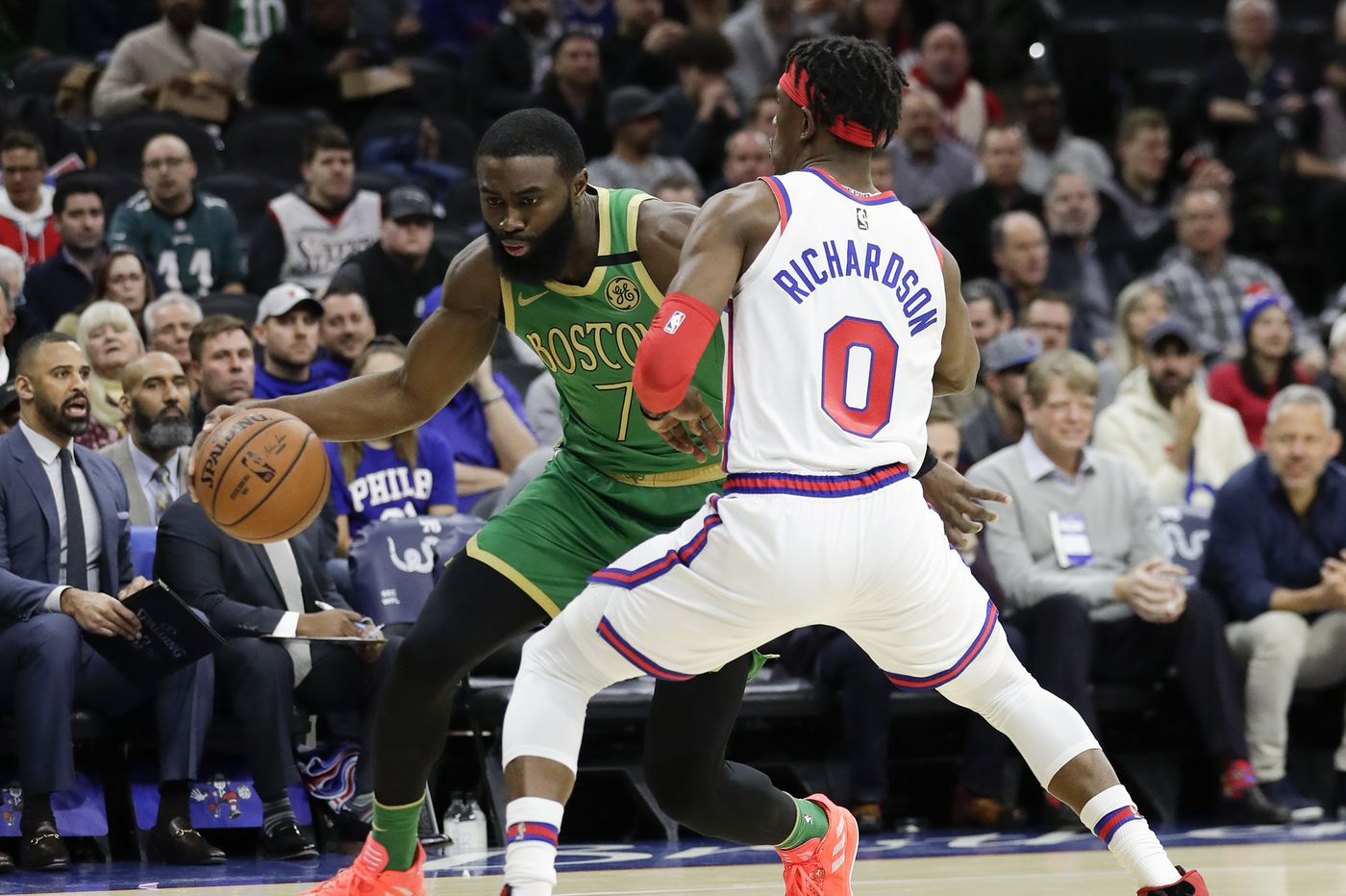 The Celtics are expecting a physical first-round series against the 76ers | Off the Dribble