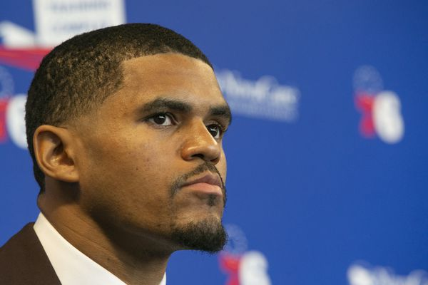 Tobias Harris says he was 'underutilized' by the Sixers and Brett Brown agreed | Marcus Hayes