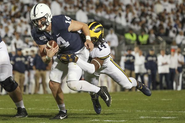 Penn State looking for offensive consistency, and eliminating those annoying lulls