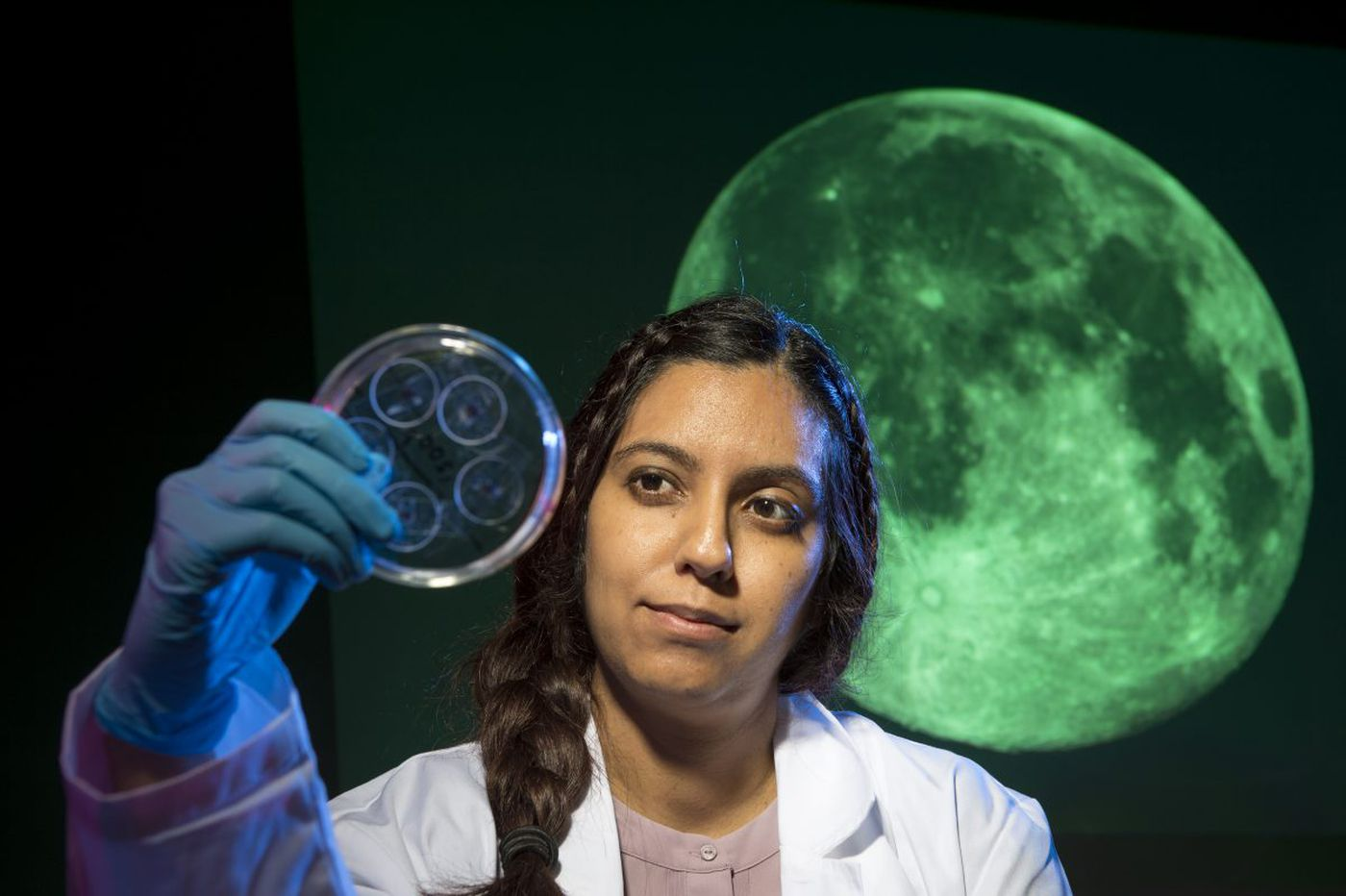 Why a Rutgers scientist heated up moon rocks