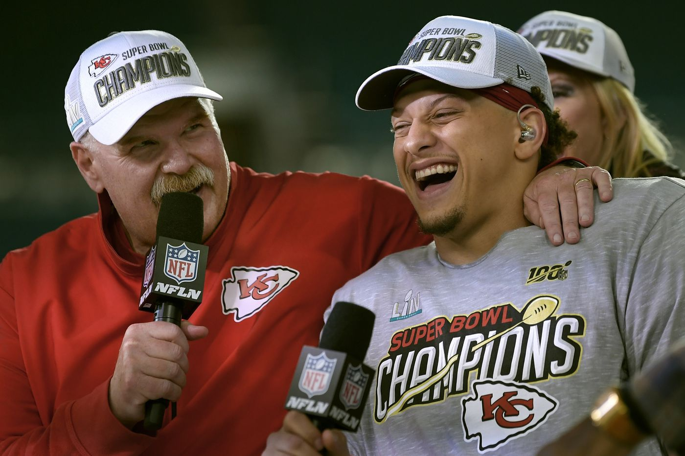 Andy Reid wouldn't have won a Super Bowl without Donovan McNabb. Or Brett Favre. Or, of course, Patrick Mahomes. | Mike Sielski