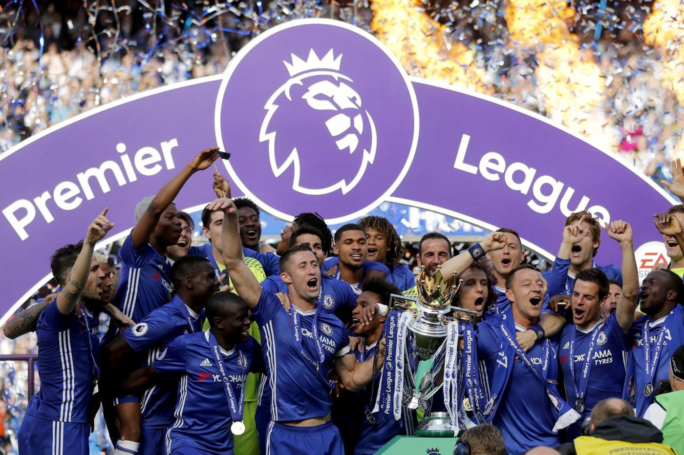 NBC to launch paid subscription English Premier League soccer streaming service