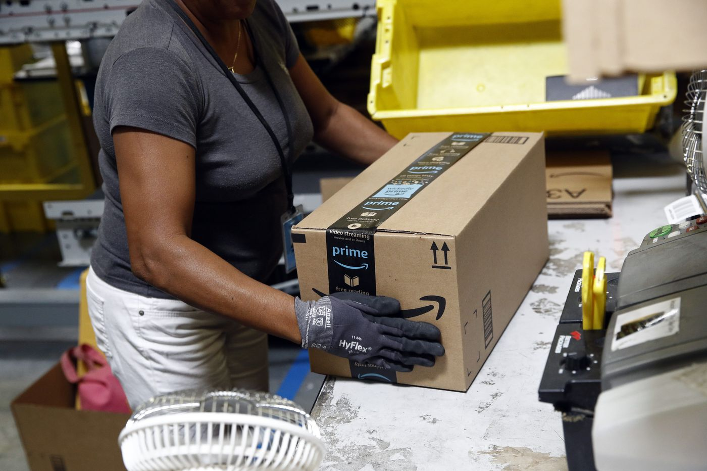 Philly's warehouse-building frenzy has begun. But will good jobs come with it?