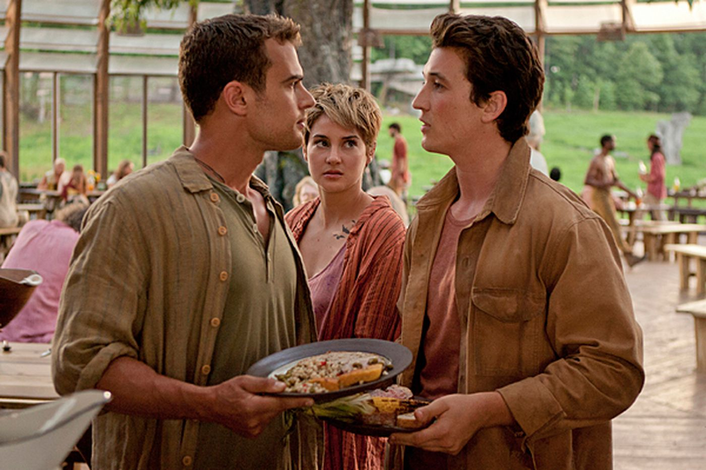 'The Divergent Series: Insurgent': More action, cuter haircuts
