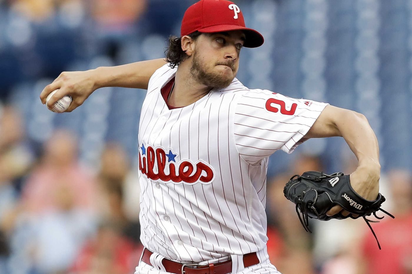 Phillies avoid arbitration with 5 players, not Aaron Nola