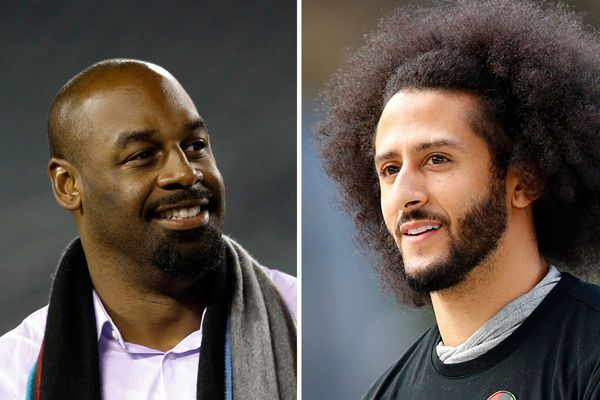 Donovan McNabb calls the NFL 'garbage' over Colin Kaepernick's weekend workout