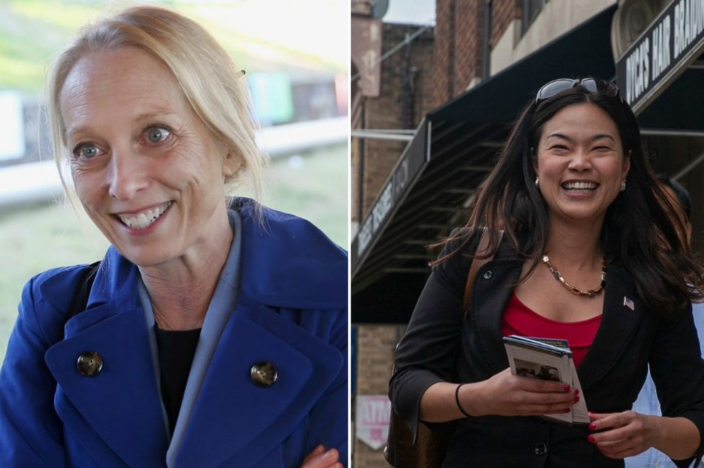 Year of the Women: Delco's Mary Gay Scanlon and Pearl Kim vie for U.S. House