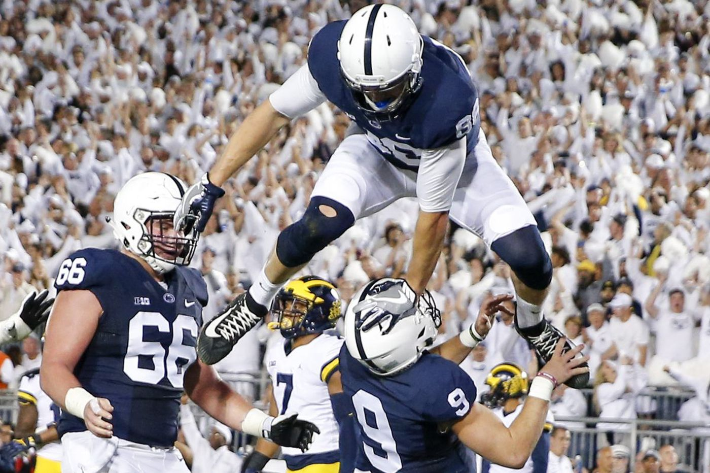 Penn State fans are allowed to dream after big win over Michigan