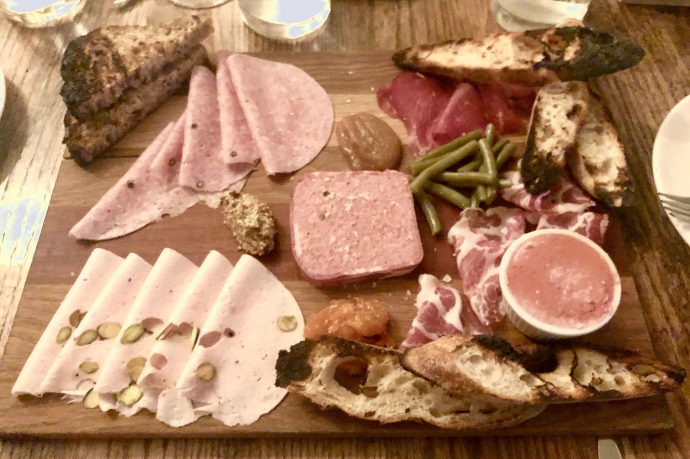Where to get the best charcuterie in Philly