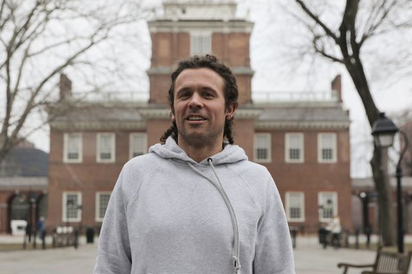 I went the distance with Philly's running tour guide | Mike Newall
