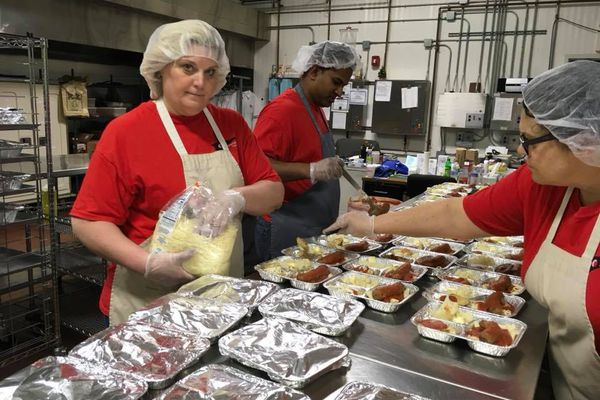 How a Philly charity is coping as employers eclipse churches as a source of volunteers