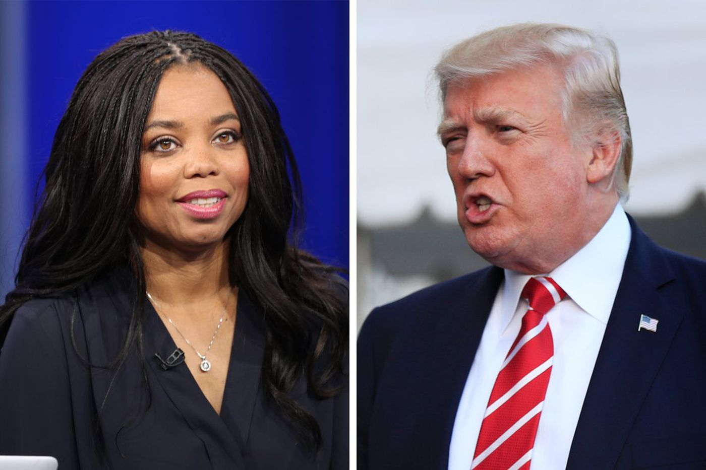 Trump goes after suspended ESPN host Jemele Hill and threatens the NFL