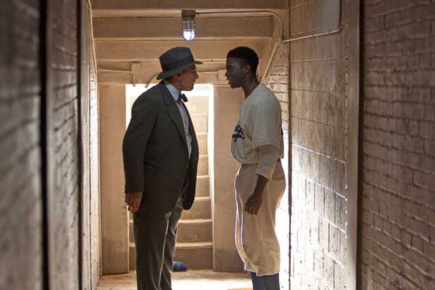 Jackie Robinson biopic a solid triple