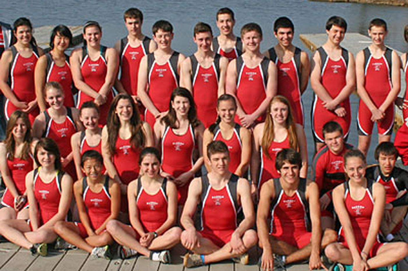 These are golden days for Haddon Twp. rowing