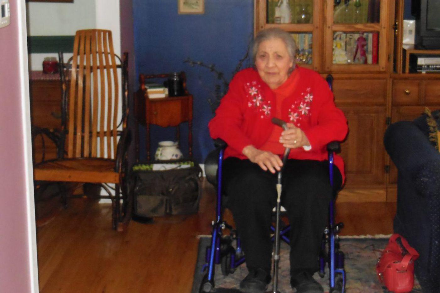 Nursing home resident's son: 'That's voter fraud'