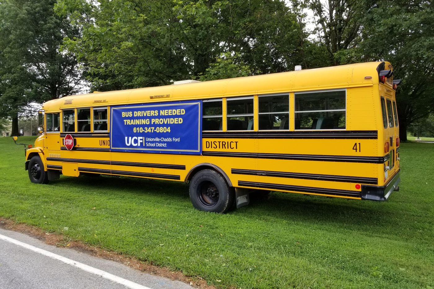 School bus driver shortage squeezes districts around the region