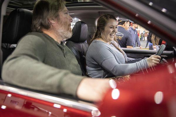 At the Philadelphia Auto Show, millennials drive attendance