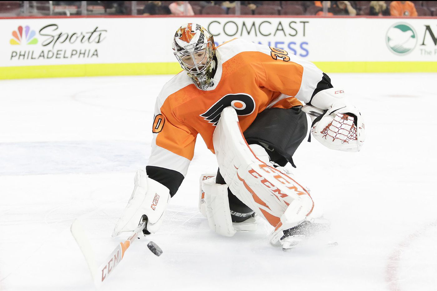 Michal Neuvirth to the Flyers' rescue?