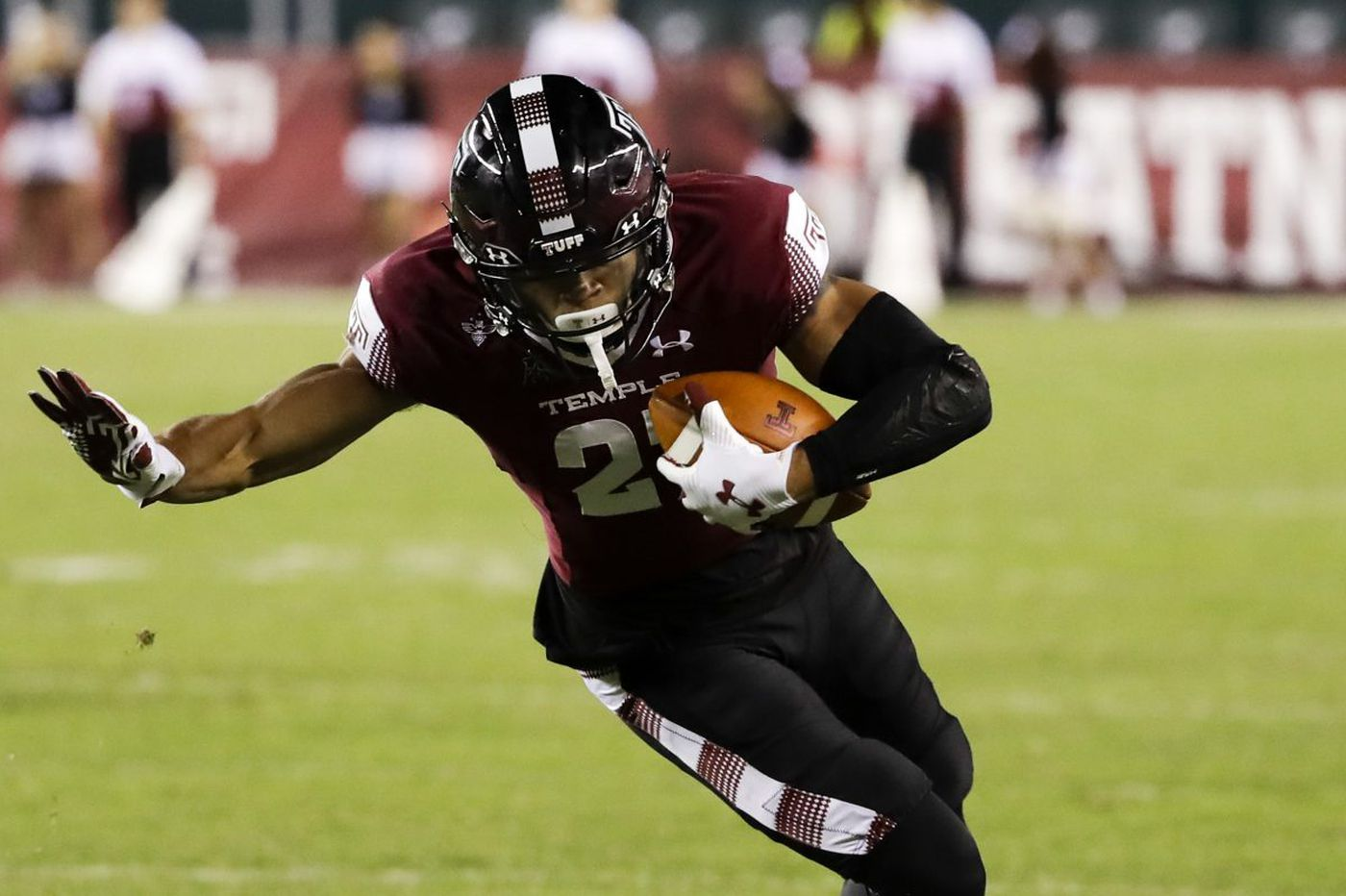 CB Derrek Thomas and WR Marshall Ellick transferring from Temple