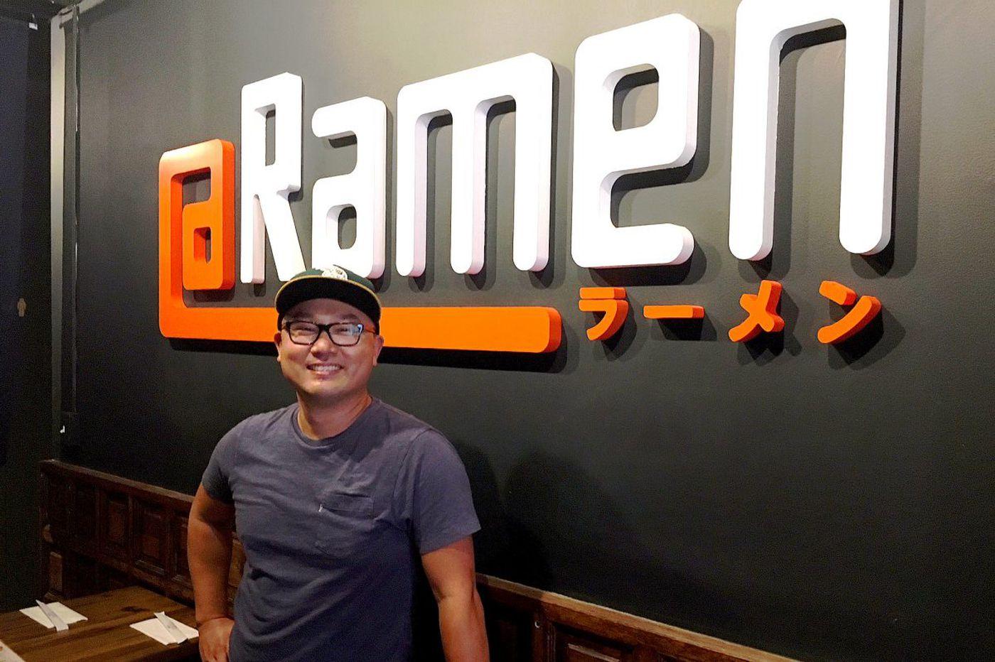 Ramen in Rittenhouse: Jason Kim expands his Japanese empire