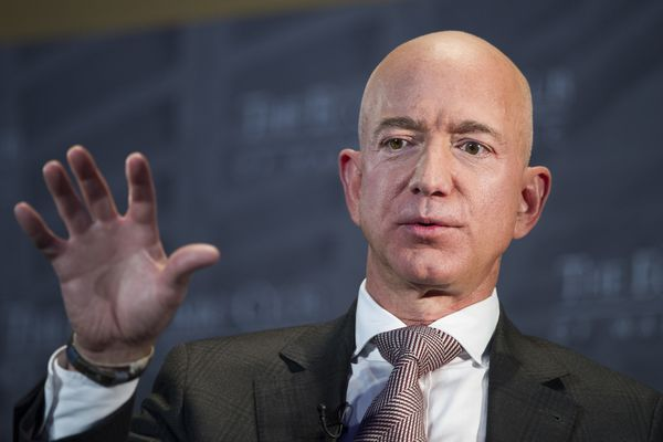 Bezos, long known for guarding his privacy, faces his most public and personal crisis