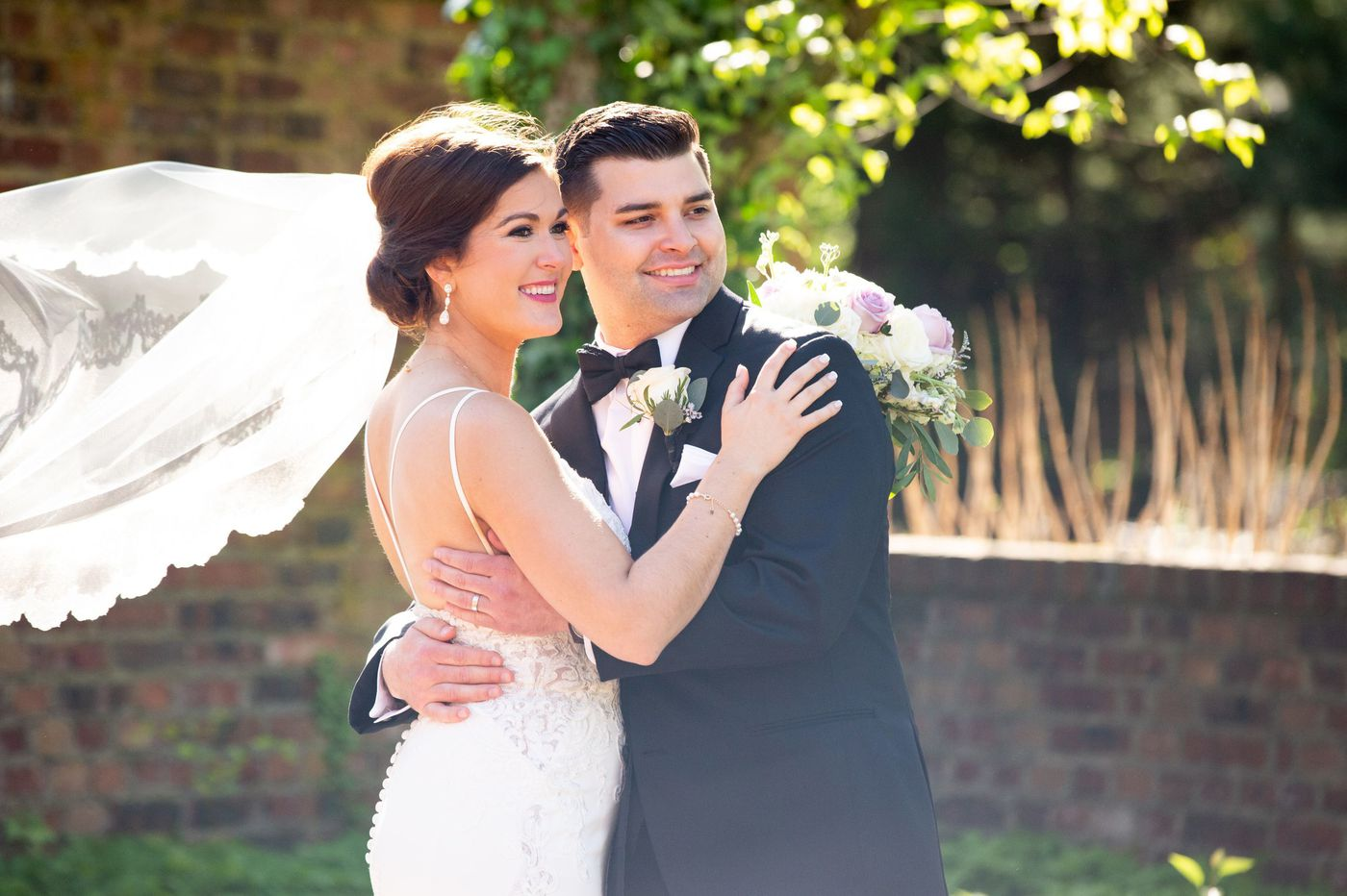 Philadelphia weddings: Claire Krantz and Alan Dyer Jr.